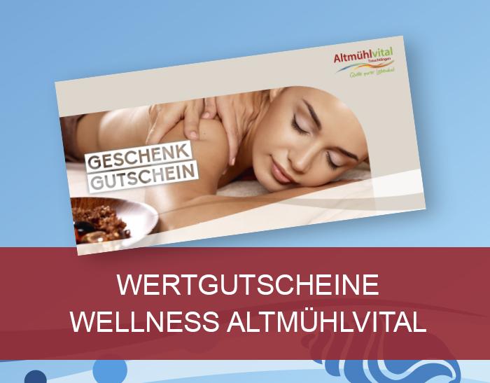 Wertgutscheine Wellness Altmühlvital